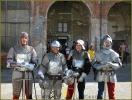 Corteo storico Palio di Mortara 2004